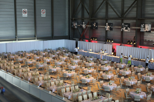 Davis Cup / Hangar