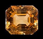 The Natural Gem Saphir Orange Sapphire Orange