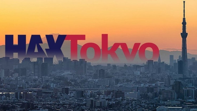 HAX Tokyo Demo Day に参加