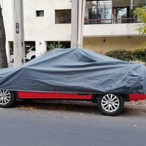 Cuida tu auto en esta cuarentena
