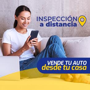 Véndenostuauto.com presenta su nueva Inspección a Distancia