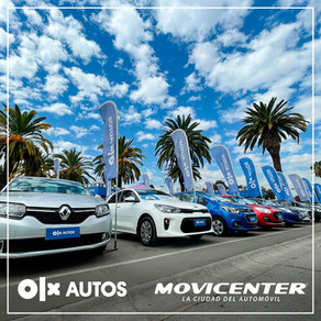 Te invitamos a la gran Venta Segura OLX Autos en Movicenter