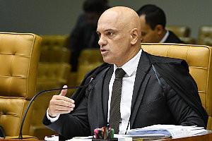 Ministro Alexandre suspendeu eficácia da lei que muda local de cobrança do ISS