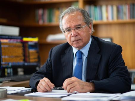 Guedes diz que desistiu de proposta de criar imposto sobre transações financeiras