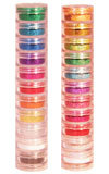2 x Glitter Tower Classic & Holographic Colours