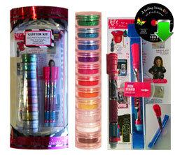 Tonertex Glitter Kit