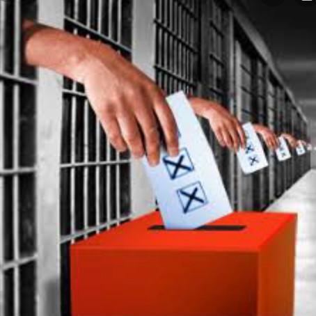 PRISONER'S RIGHT TO VOTE