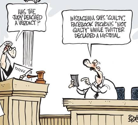 Media Trials - The Modern Justice Delivery System?