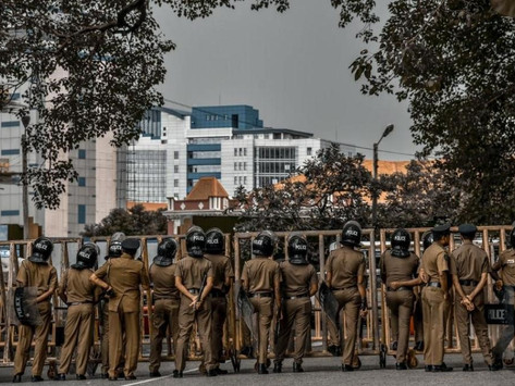 POLICE BRUTALITY: COLD POWER AND CLASS PLAY