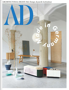 Architectural Digest Cover _ AD Titel Matter of Course by Anne Deppe _ 2021-10.png