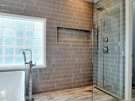 Bathroom Design: The Zero Entry Shower