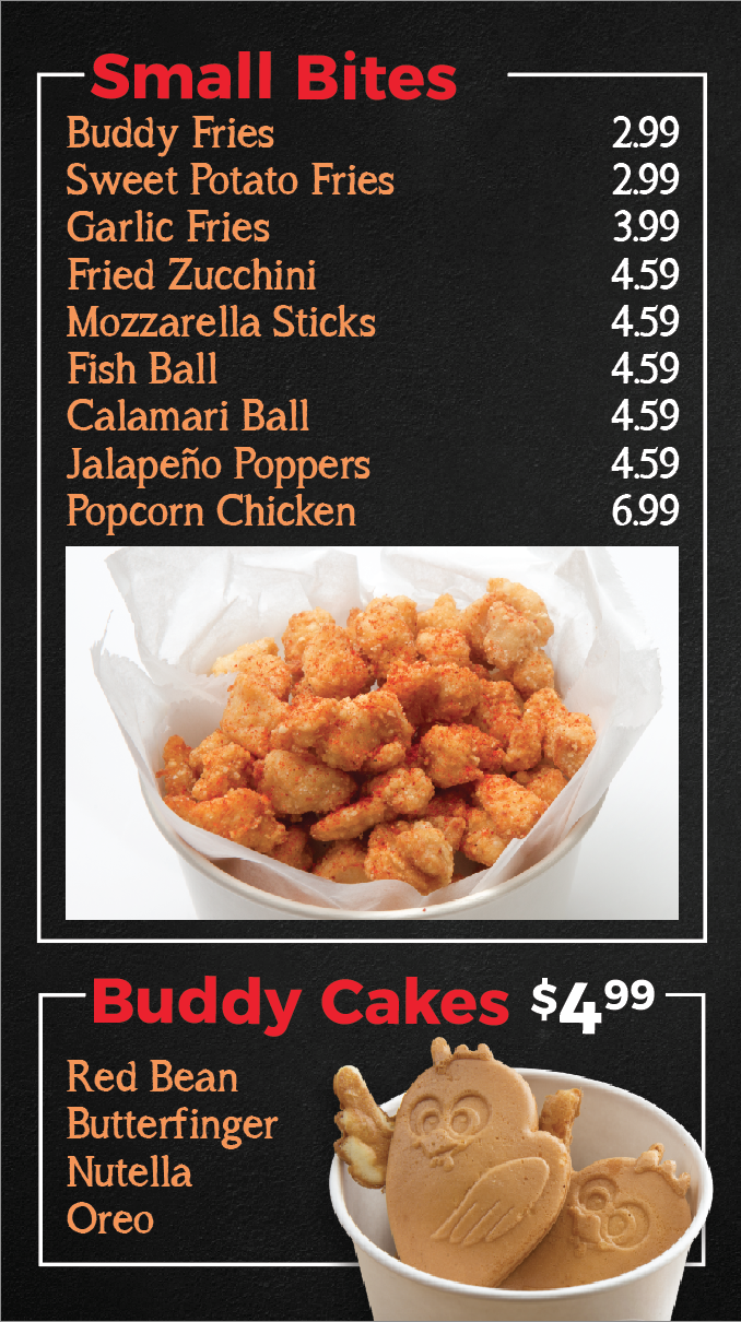 Buddy Chicken_Snack 4