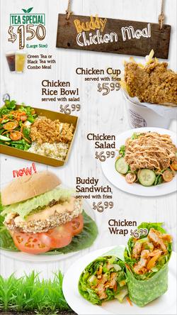 Buddy Chicken 2016_Meal 3