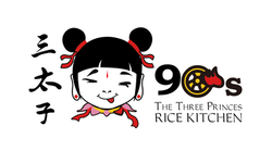 The Three Princes logo