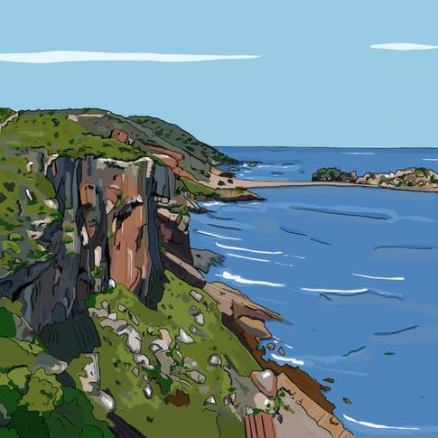Coast Cliff