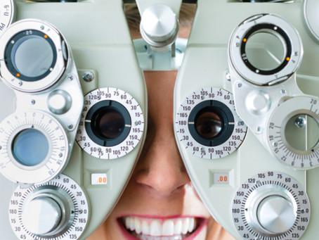 Examen de la vue