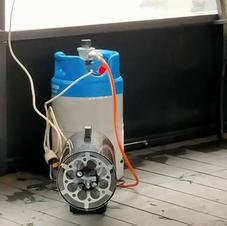 Cañón de Calor Gas