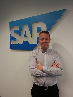 Davorin Pandel, diplomant smeri E-poslovanje je prvi kandidat iz Slovenije v programu SAP Sales Academy.