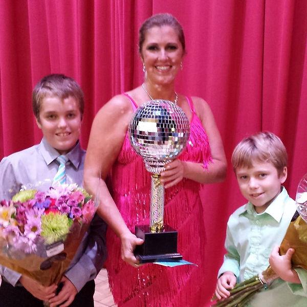 Stacey Hetherington, Winner 2015 DWMS