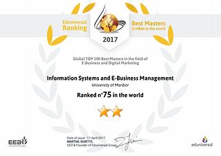 Eduniversal Ranking E-business