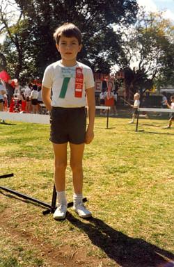 Athletics Day. c.1970s