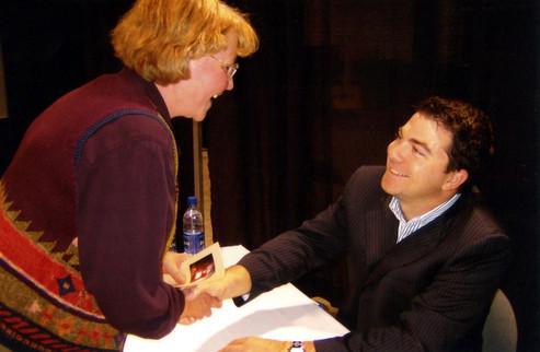 Signing Books. c.1990s