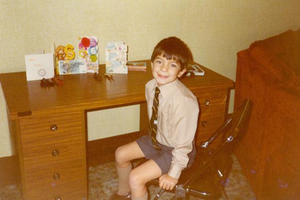 6th Birthday. c.1979