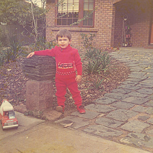 Waiting for the Mail! c.1977