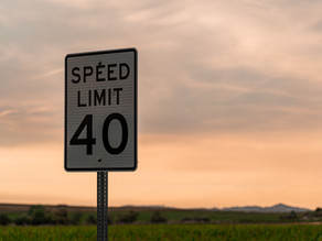 The Speed Limit Of Life