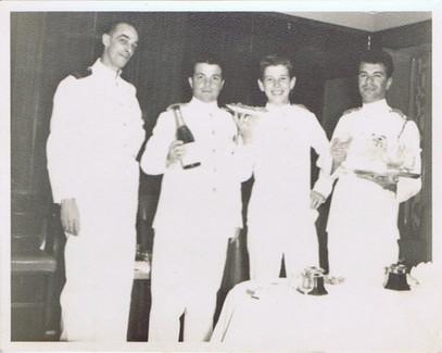 My Dad (far right). c.1960s