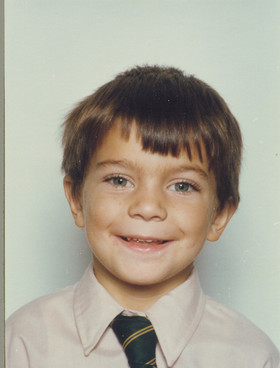 Seven Years Old. c.1980