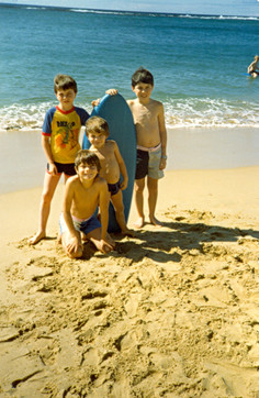 Manly Beach (front) c.1980s