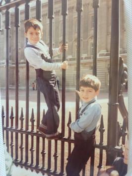 Buckingham Palace. c.1979