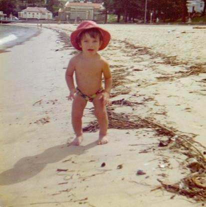 Manly Beach. c.1970s