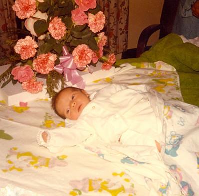 Baptized. c.1973