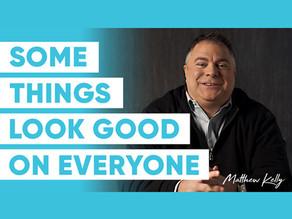 Generosity Looks Good on You!