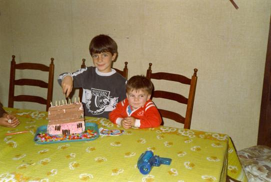 Happy Birthday. c.1981