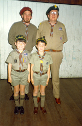 Boy Scouts. c.1980s