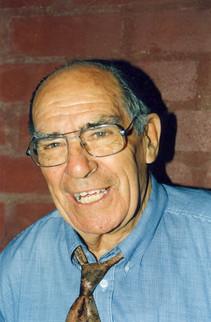 My Grandfather Harry. c.1990s