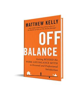 Off Balance Matthew Kelly