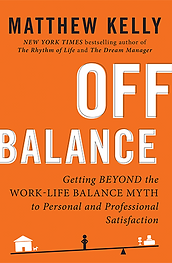 Off Balance Matthew Kelly