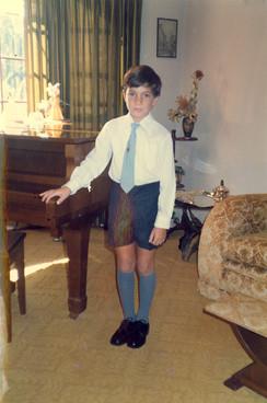 First Communion. c.1980