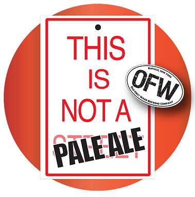 THIS IS NOT A PALE ALE