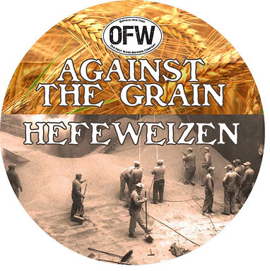 OFW - Against the Grain Hefeweizen