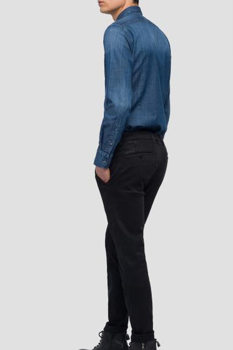 JEANS SLIM FIT HYPERCHINO COLOR
