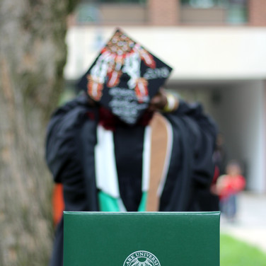 Clark University Graduation