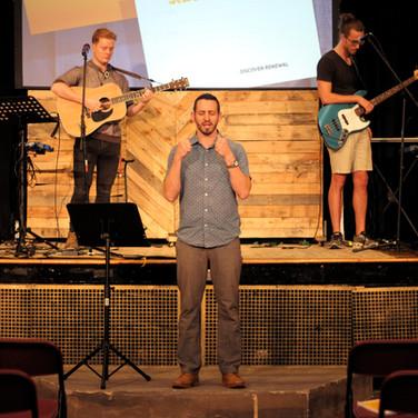 Renewal Church - November 2017