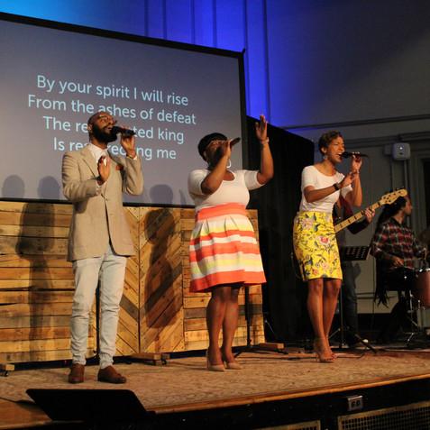 Renewal Church - April 2018