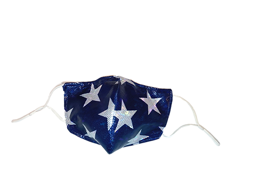 Silver Star Mask