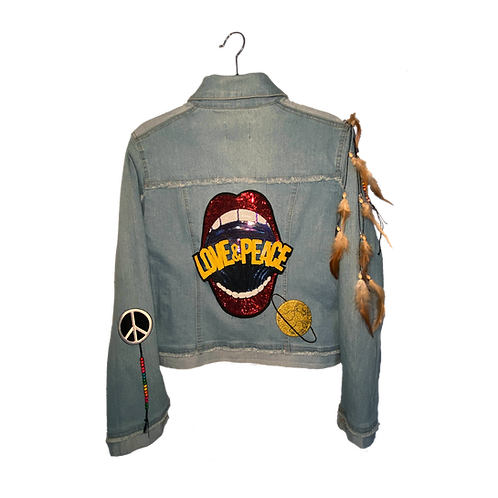 Love & Peace Jacket